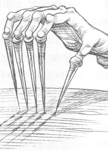 Fingerspikes