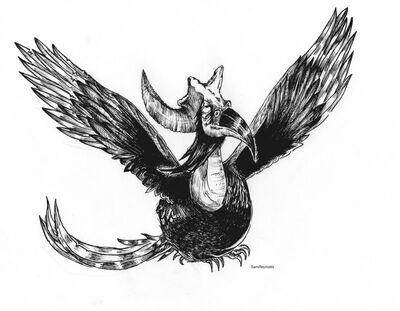 Caterbird by Sam Reynolds(1)