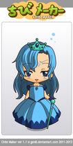 Queencoralchibi