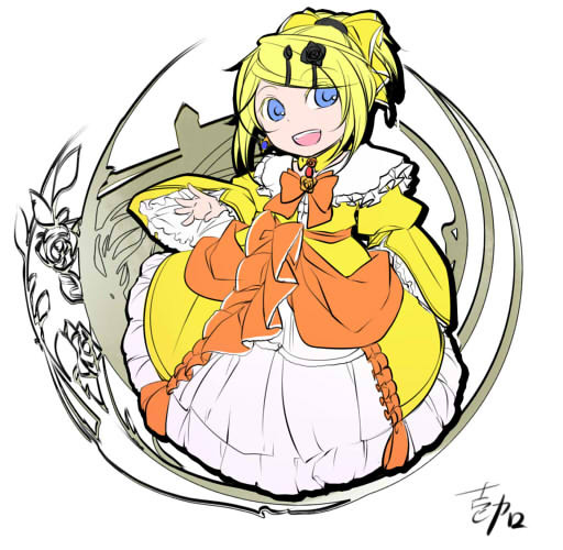Image - Riliane Ichika.jpg | The Evillious Chronicles Wiki ...