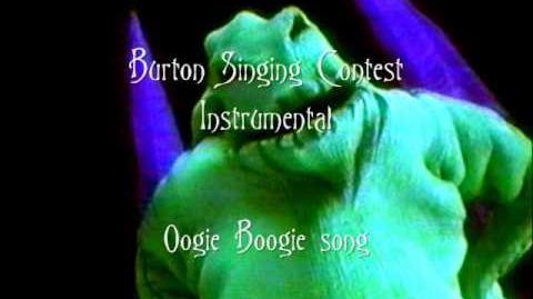 Oogie boogie instrumental