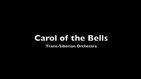 Carol of the Bells - Trans-Siberian Orchestra