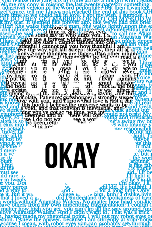 image tfios posterpng the fault in our stars wiki