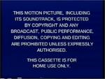 Buena Vista 1992 Warning Screen
