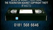 20th Century Fox Home Entertainment Video Piracy Warning (1996, UK)