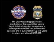 CTSP FBI Anti Piracy Warning Screen 2b