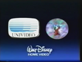 Walt Disney Home Video Italian Piracy Warning (1994) (S5)