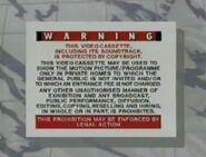 VCI Warning 1986