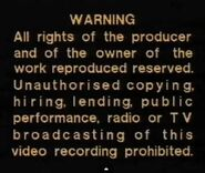PolyGram Warning 1986