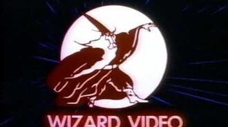 Wizard Video Logo (silent) (with warning)