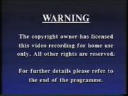 CIC Video Warning (1992)