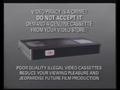 Buena Vista Home Video Piracy Warning (1990)