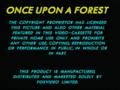 Fox Video Warning Scroll 1995 (S1)
