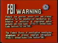 20th Century FOX FBI Warning Screen 1b