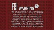 20th Century FOX FBI Warning Screen 3a