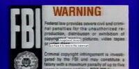 New Horizons & Concorde Warning Screens