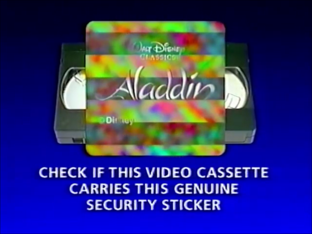 File:Walt Disney Home Video Piracy Warning (1994) (Early variant) Hologram.png
