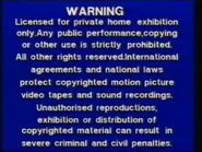 Entertainment in Video Warning (1983) (S1)