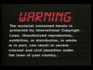 Simitar Entertainment Warning Screen 1986