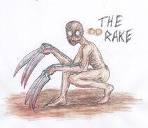 The rake by a liddell faerie-d60553o