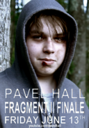 Pavel hall fragemnt 2 poster