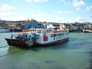 Cowes Floating Bridge New