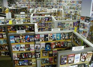 Video Store A