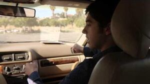 The Fosters - 2x20 Sneak Peek Mariana & Brandon Driving