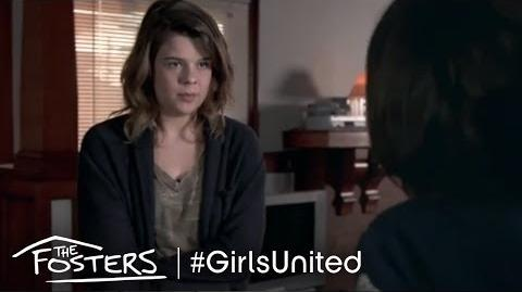 The Fosters Girls United - Webisode 2 - Stab in the Back