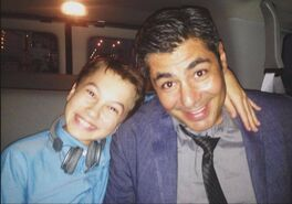 Danny nucci and hayden
