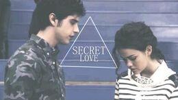 "Brandon & Callie ""Secret Love""-0"