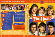 Full House Season 2 DVD