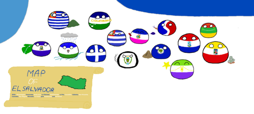 Polandball El Salvador Map (resized)