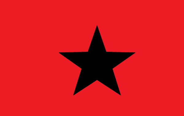 Flag of communist Razvy's Territory