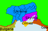 Традиційні кордони України