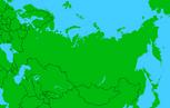 Russia map No Color