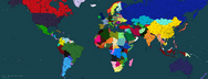 The Coloured World Map,DON'T DELETE IT