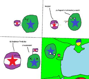Narimbianese war of idependence