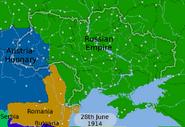 Ukraine in 1914 by It's excellent
