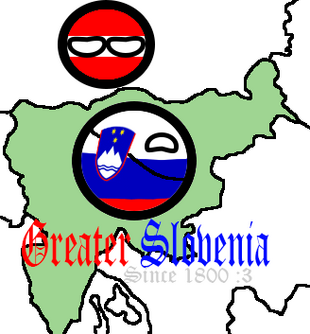 Greater Slovenia