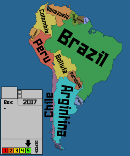 SouthAmerica with Names and Textbox Credits to Japanese mappingss
