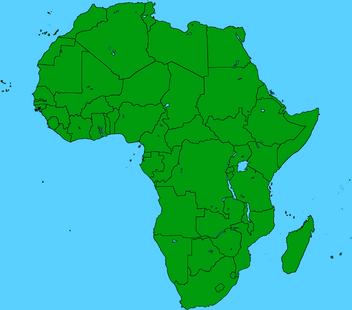 AfricaMapbyIon