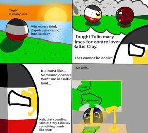 Zapadrussia sad