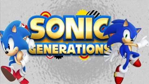 "Sonic Generations Rooftop Run ""Spagonia"" Modern Extended"