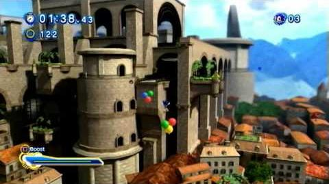 Sonic Generations (PS3) Rooftop Run - Modern - S-Rank