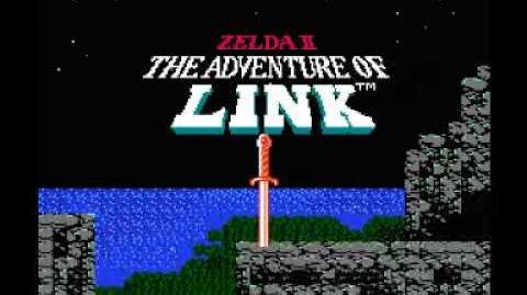 Zelda II - The Adventure of Link (NES) Music - Overworld Theme