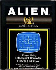 Alien 2600