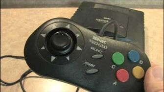 Classic Game Room HD NEO-GEO CD Controller review