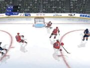 NHL 2K Gameplay