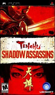 Tenchu Shadow Assassins Box Art